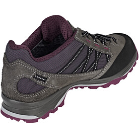 Hanwag Belorado II Low GTX - Chaussures Femme - gris/rouge